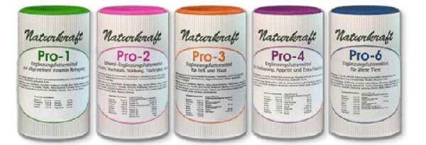 Diese Bild zeigt die Reico Narukraft Pro 1, Pro2, Pro3, Pro 4, Pro 5 und Pro 6 Produkte