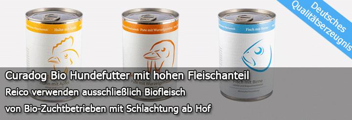 biohundefutter - natur hundefutter